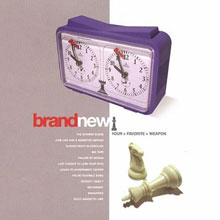 Brand New – Your Favorite Weapon