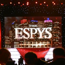 ESPN's ESPY awards